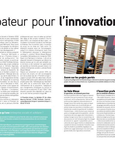 Toulouse Métropole Infos – décembre 2015