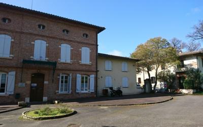 Déménagement au domaine de Clairfont à Bellefontaine