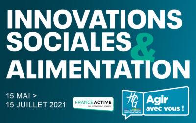 Concours innovation sociales et alimentation – Appel à porteur.teuse.s de projets